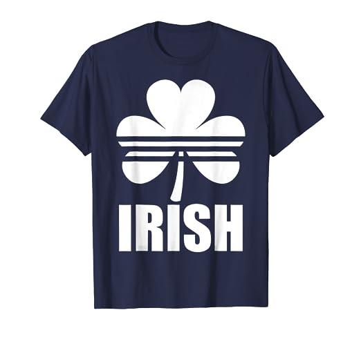 a1f494ea352 Amazon.com  St Patrick s Irish Clover - St Patty Day T-Shirt  Clothing