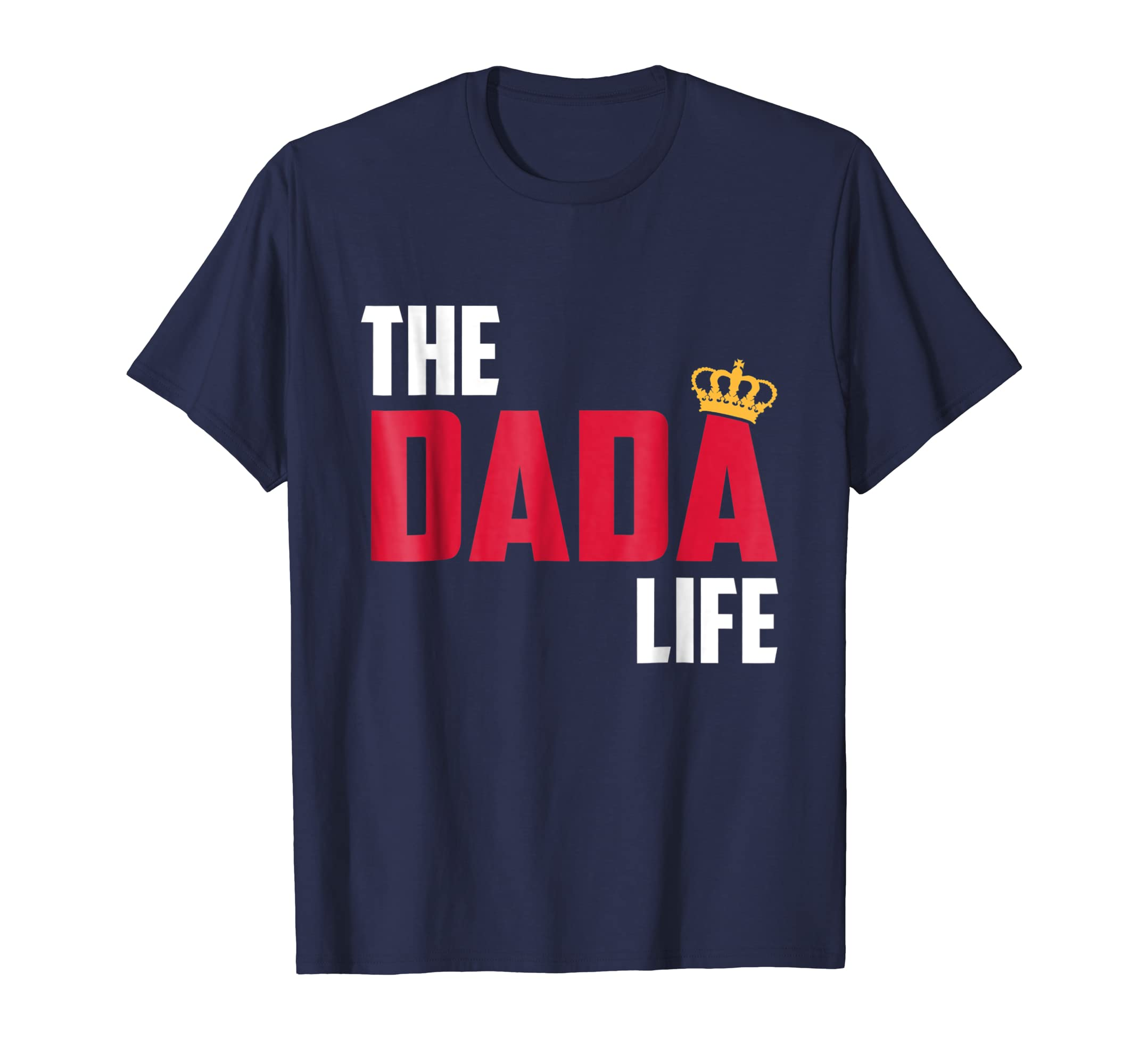 2c65d7a0 Amazon.com: Mens The Dada Life Awesome Father's Day T Shirt: Clothing