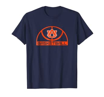 05fe6083 Image Unavailable. Image not available for. Color: Auburn Tigers Elite  Basketball Shirt T-Shirt ...