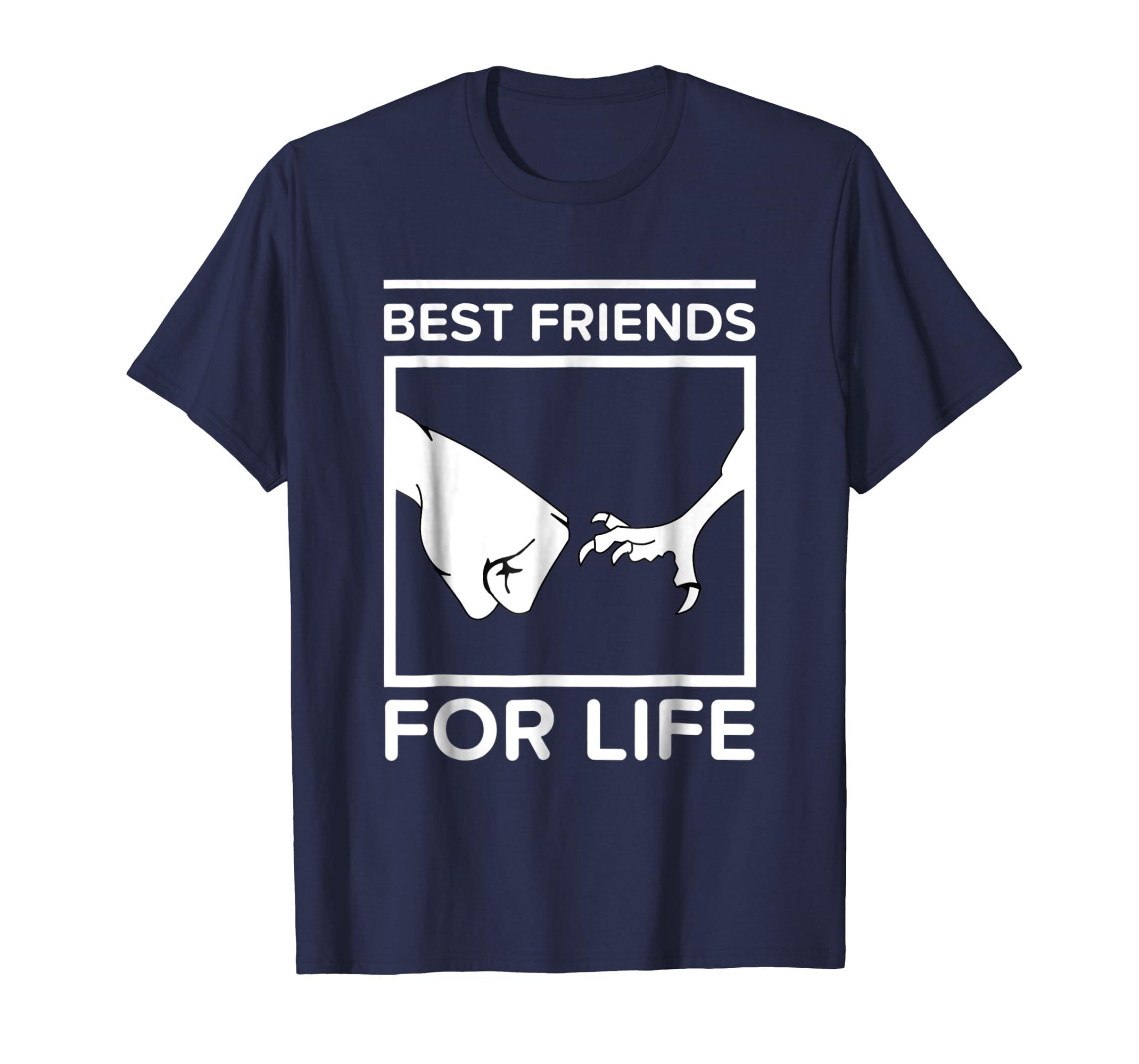 Bird Best Friends For Life Funny T shirt Birds Lovers Gift-ln