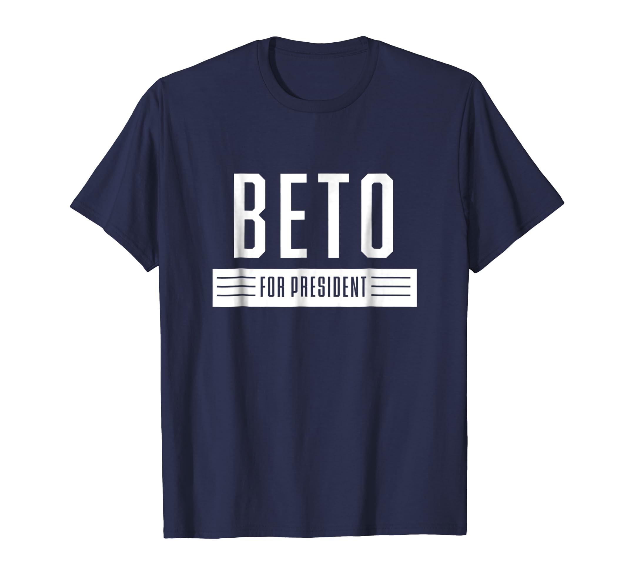 Beto For President 2020 USA Elections Shirt: Vote ORourke-azvn