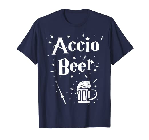 d58f72454 Image Unavailable. Image not available for. Color: St. Patrick's Day Irish T -Shirt - Accio Beer Funny Tee