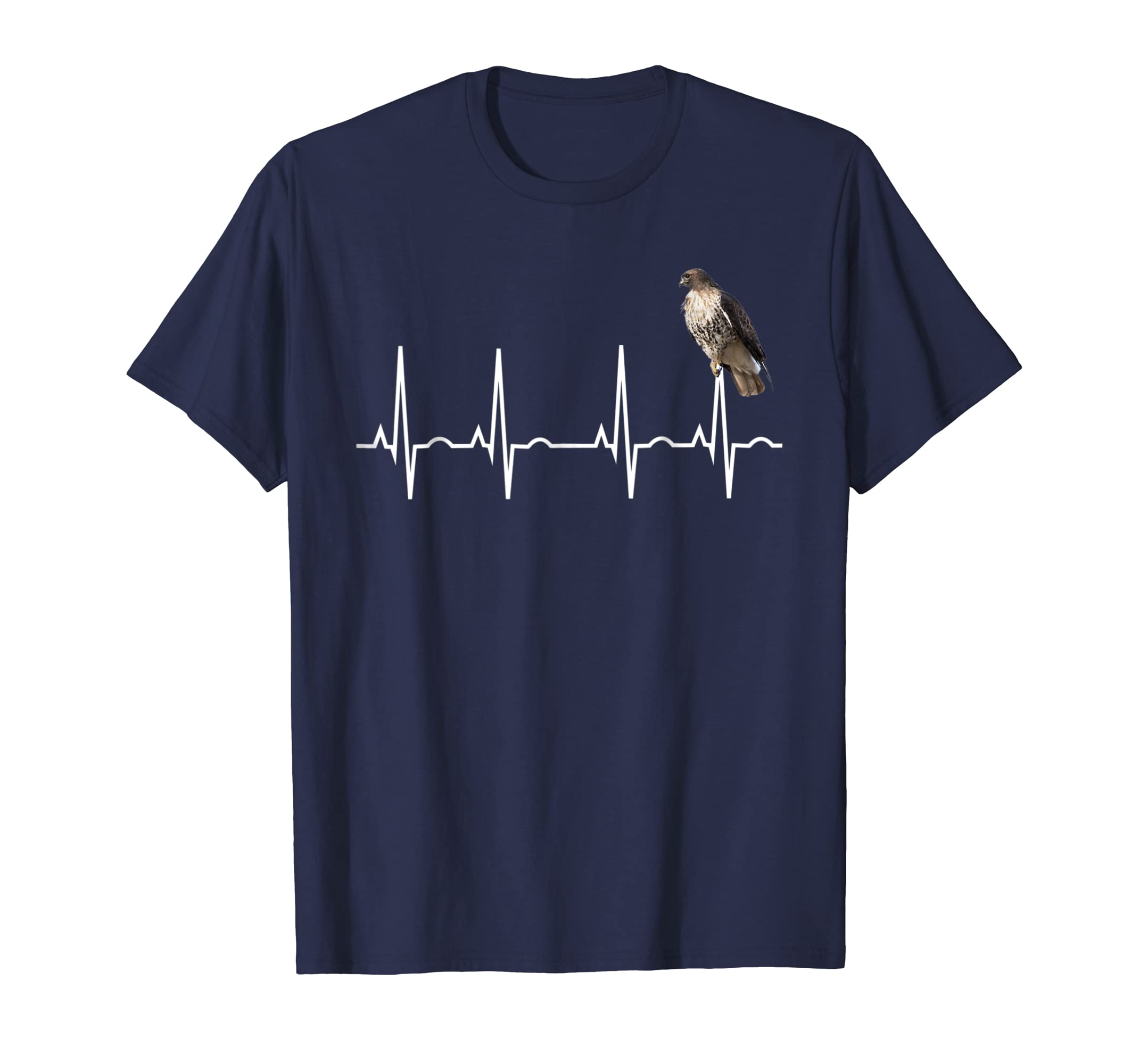 Red Tailed Hawk T-Shirt Best Red-Tailed Hawk Birder Gift Tee-AZP