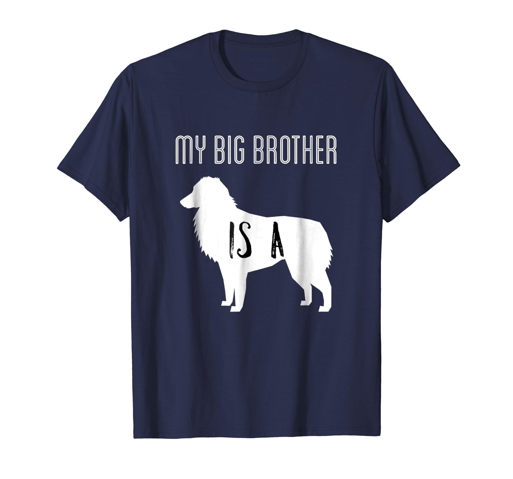 Australian Shepherd T-Shirt Boys Aussie Dog Gifts Shepard-AZP
