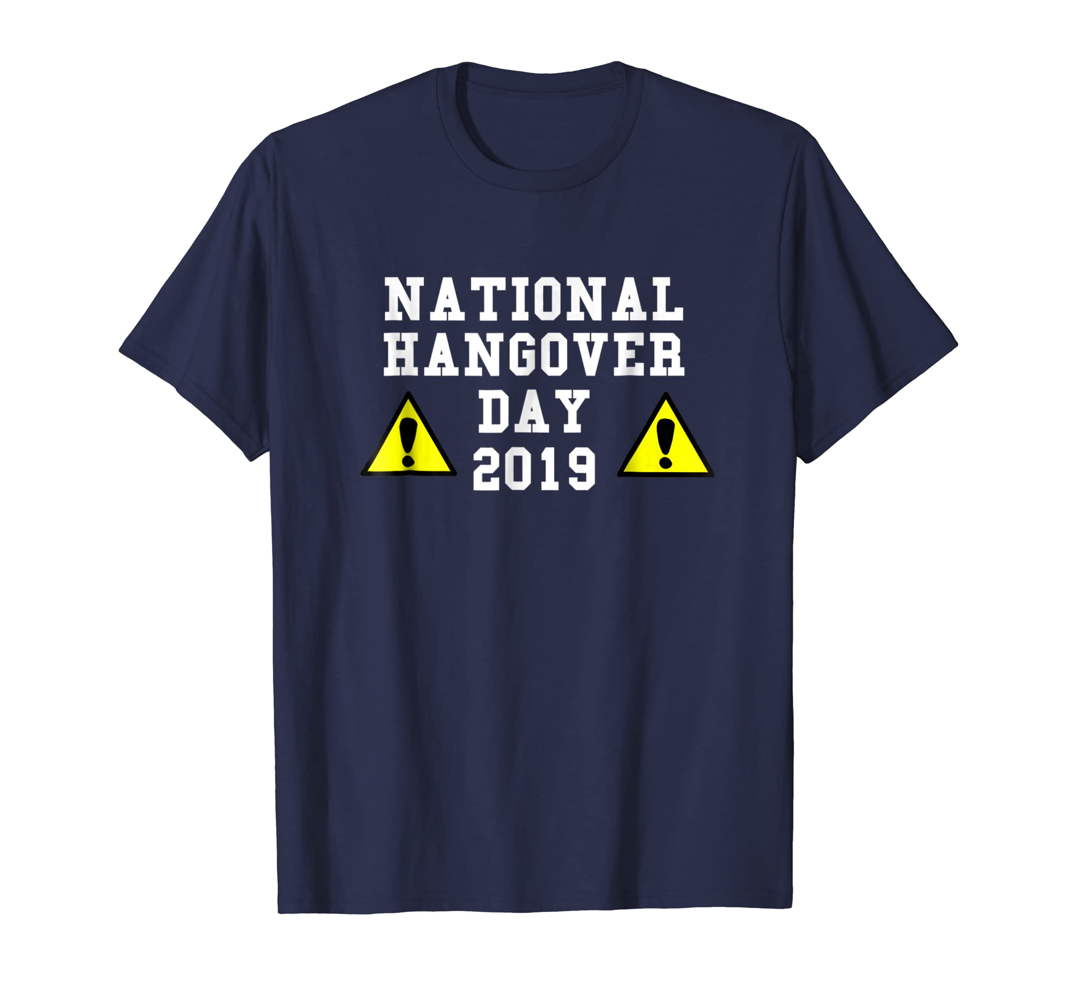2019 New Years Day Drinking Hangover Party T Shirt-azvn