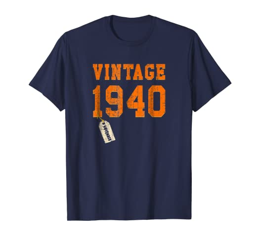 Amazon com: Retro 78th Birthday Gift Vintage November 1940 T