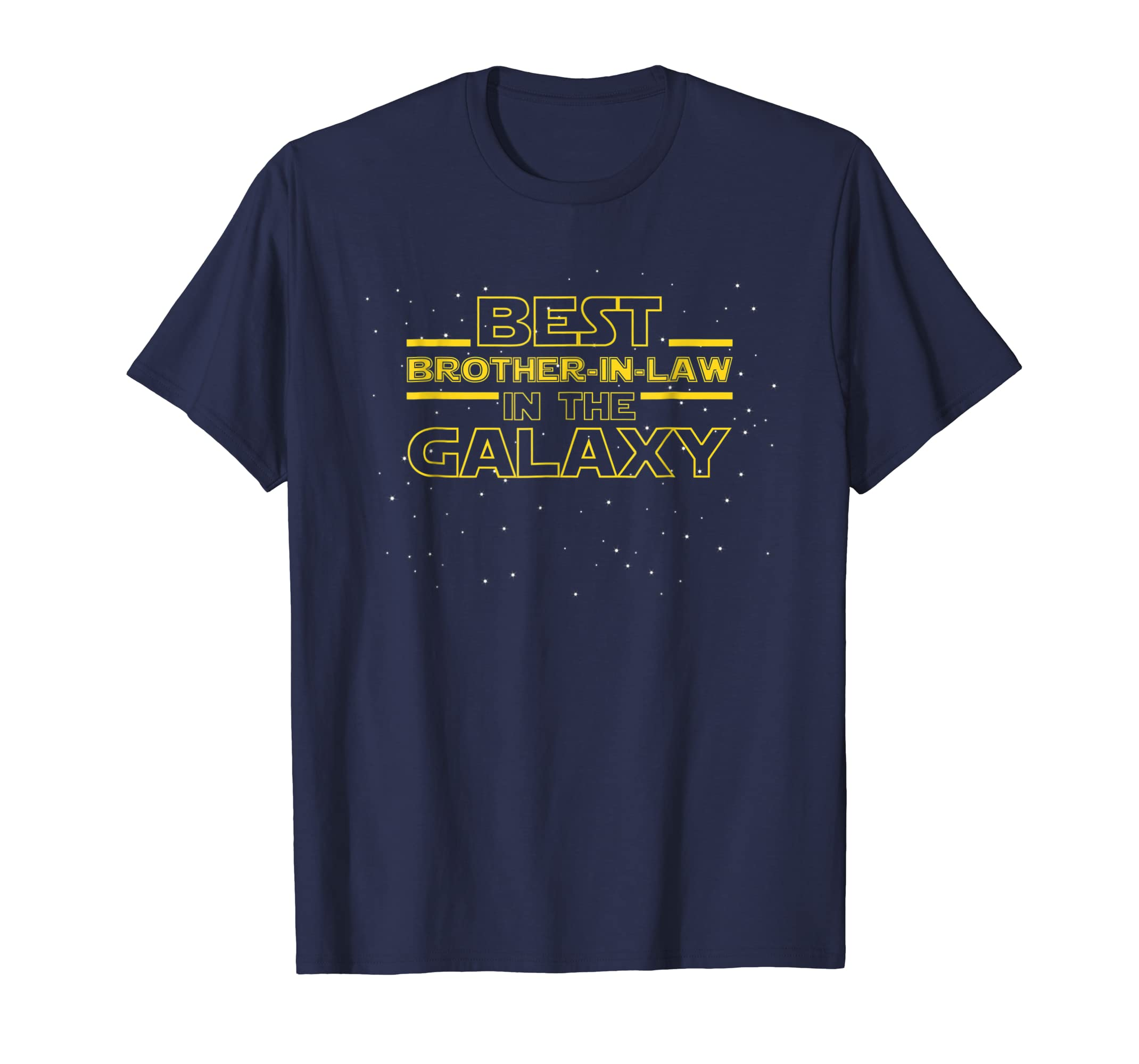 Best Brother in Law in the Galaxy, Brother in Law T Shirt