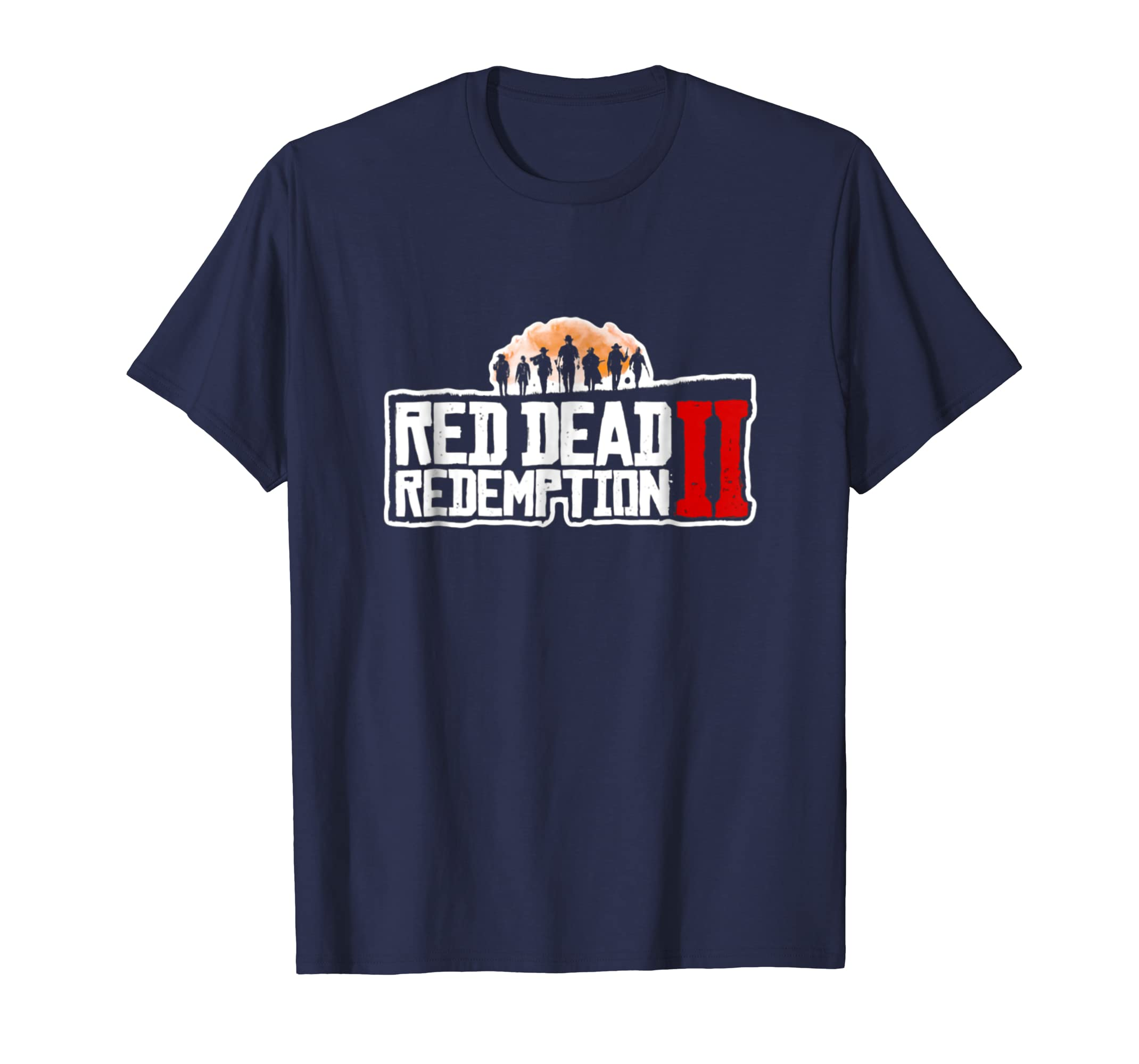 _Red Dead Redemption 2_tshirt for men women-azvn