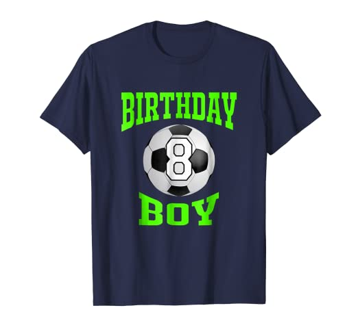 Image Unavailable Not Available For Color 8th Birthday Boy Shirt