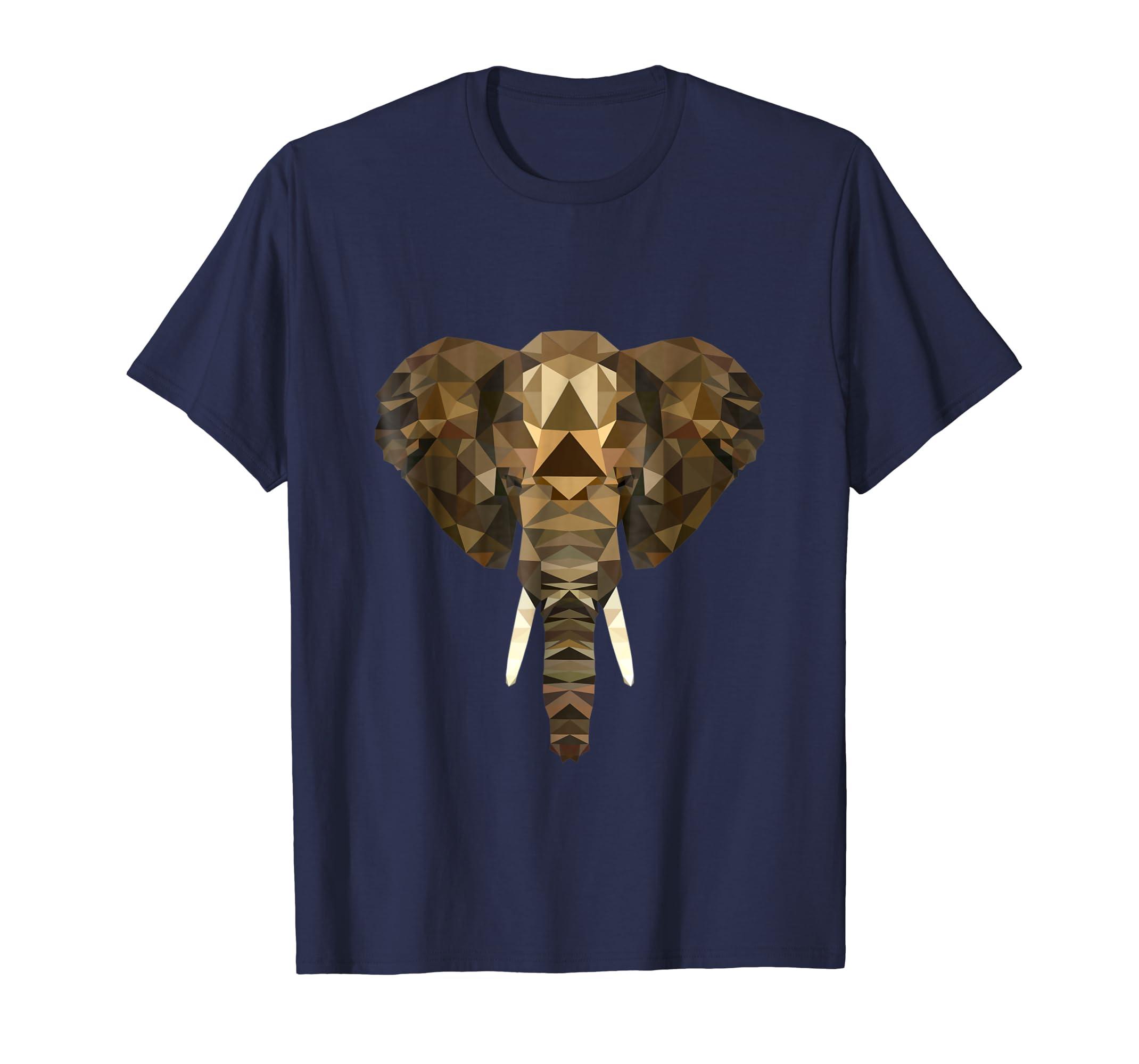 Elephant Shirt for Women, Men, Boys And Girls-AZP