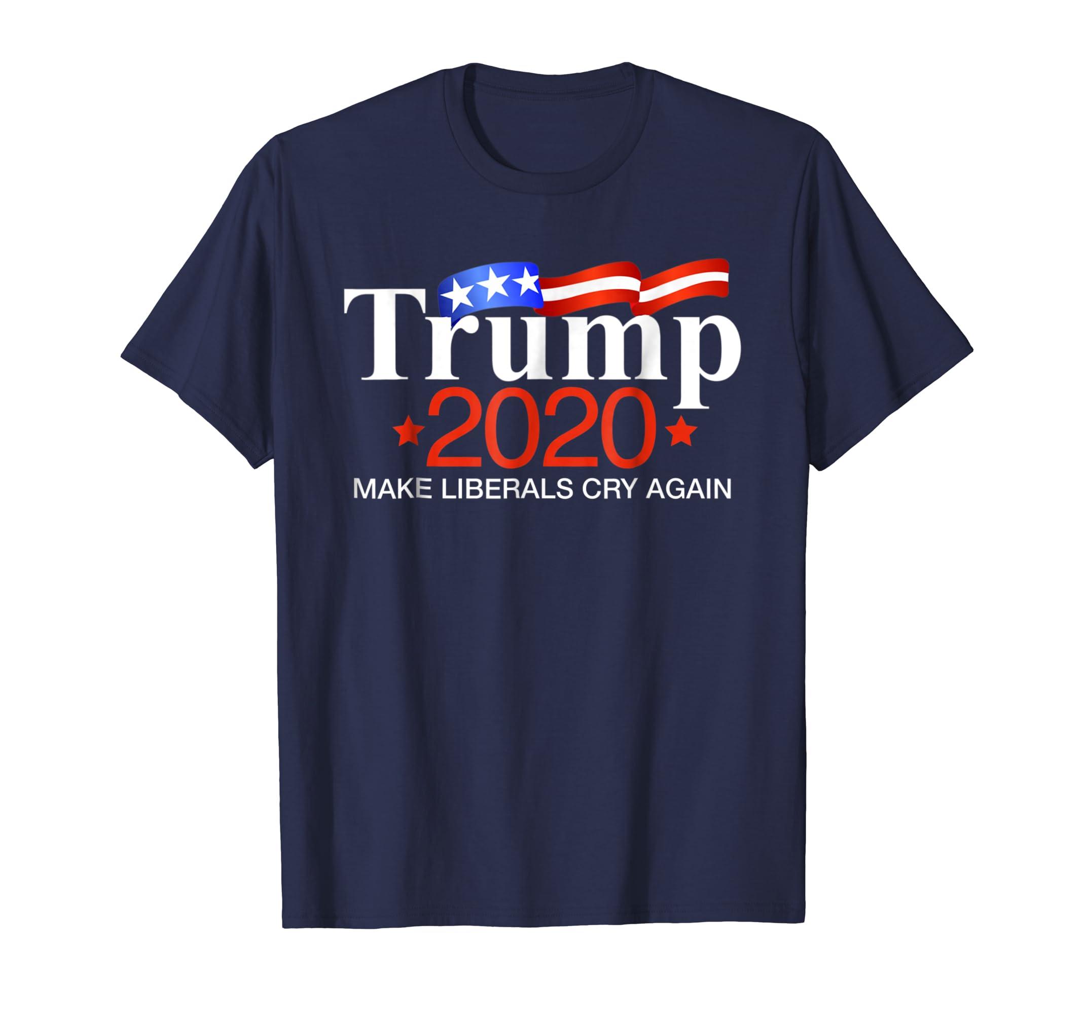 Funny Trump 2020 T-Shirt-ln