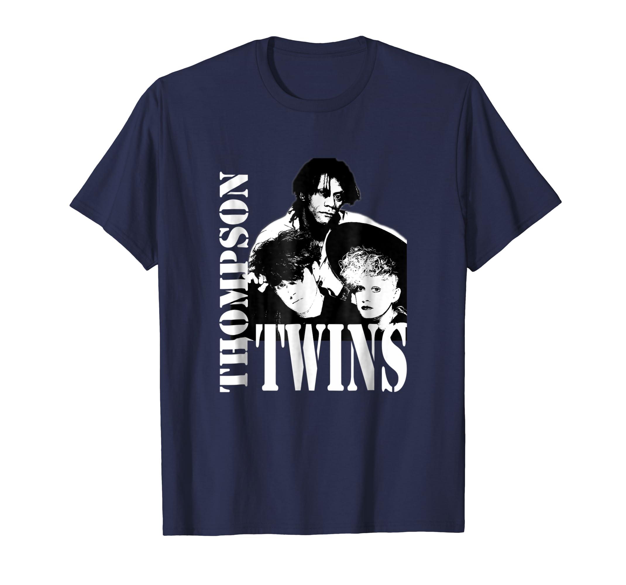 Thompson Twins Upcoming Tour 2018 Black Women T shirt-Awarplus