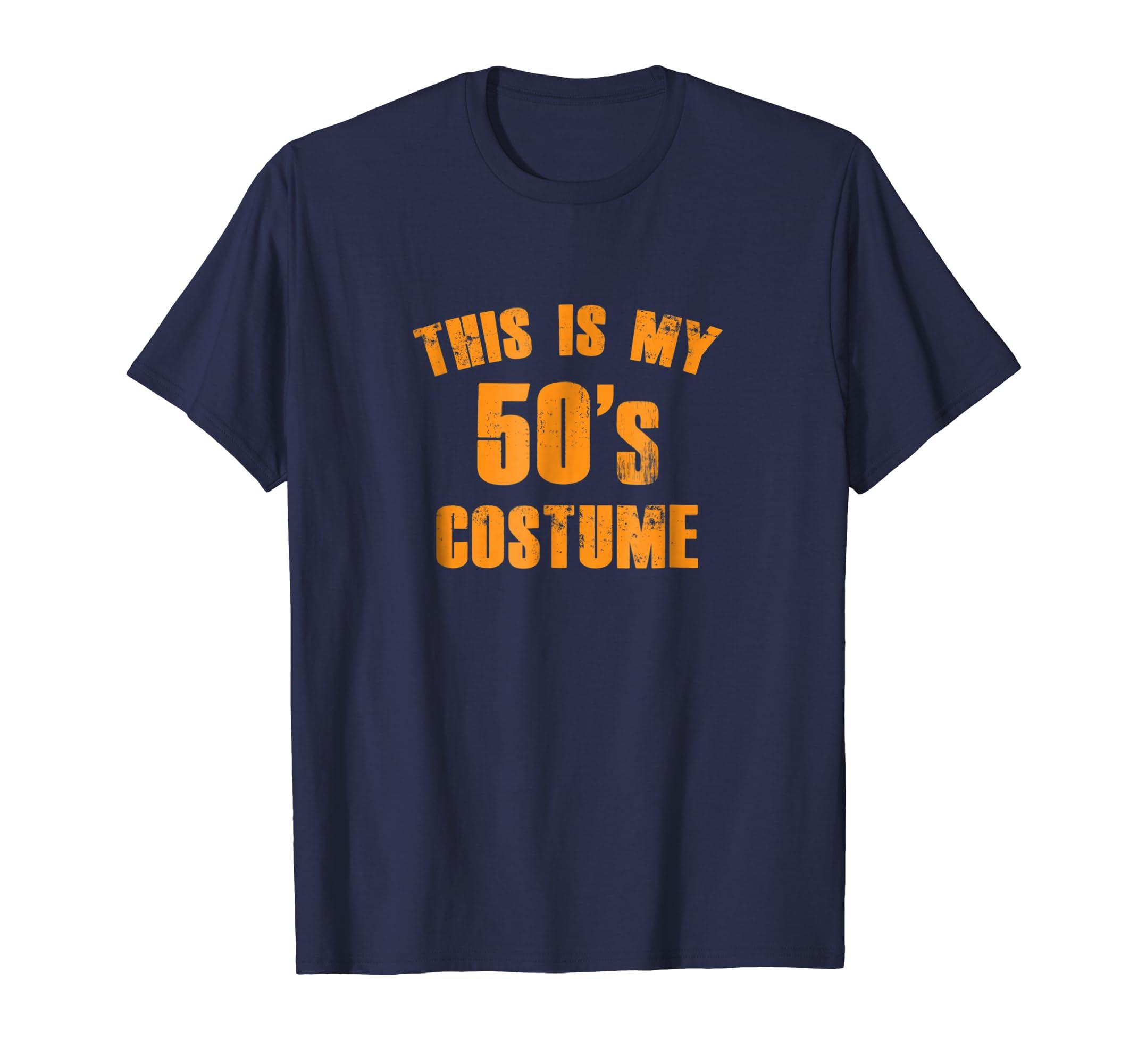 50s Costume Halloween Shirt for 1950s Party men women top-Rose