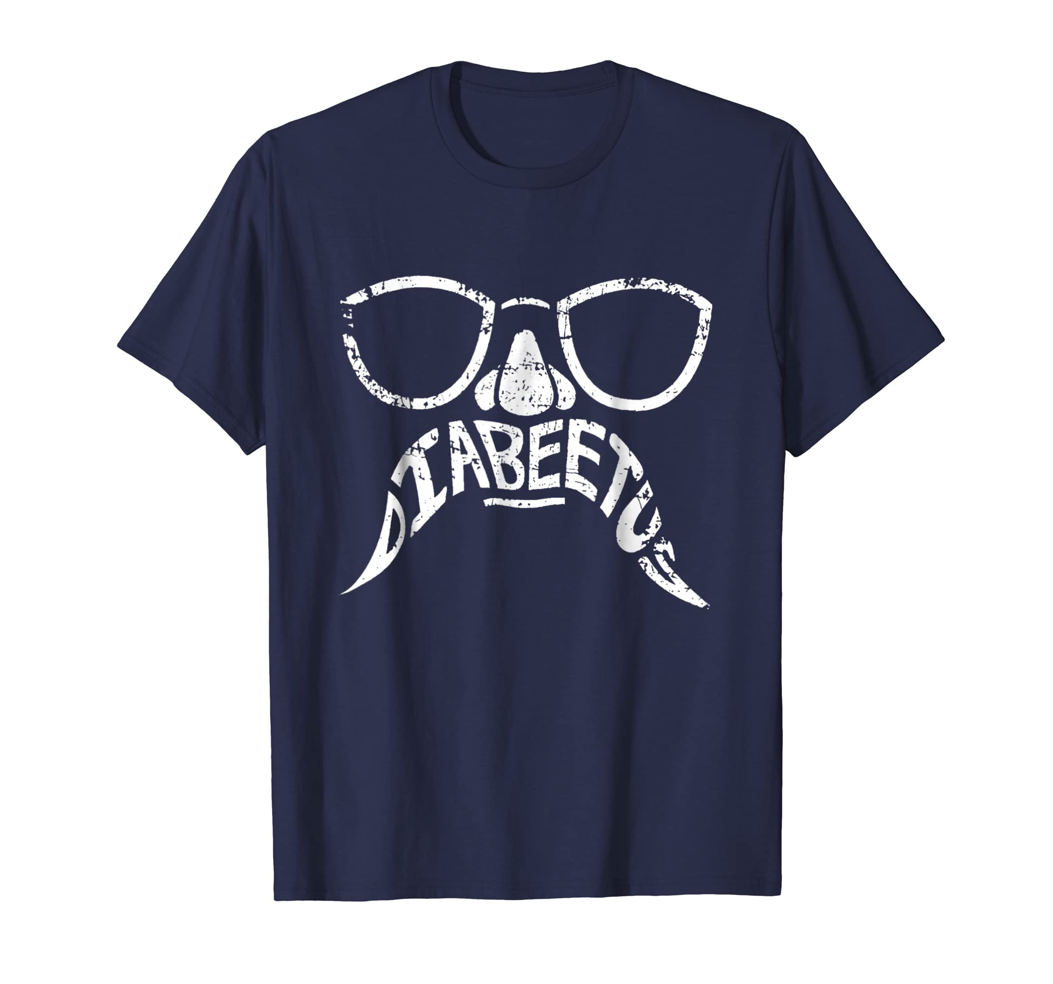 Diabeetus National Diabetes Awareness Month T Shirt-azvn
