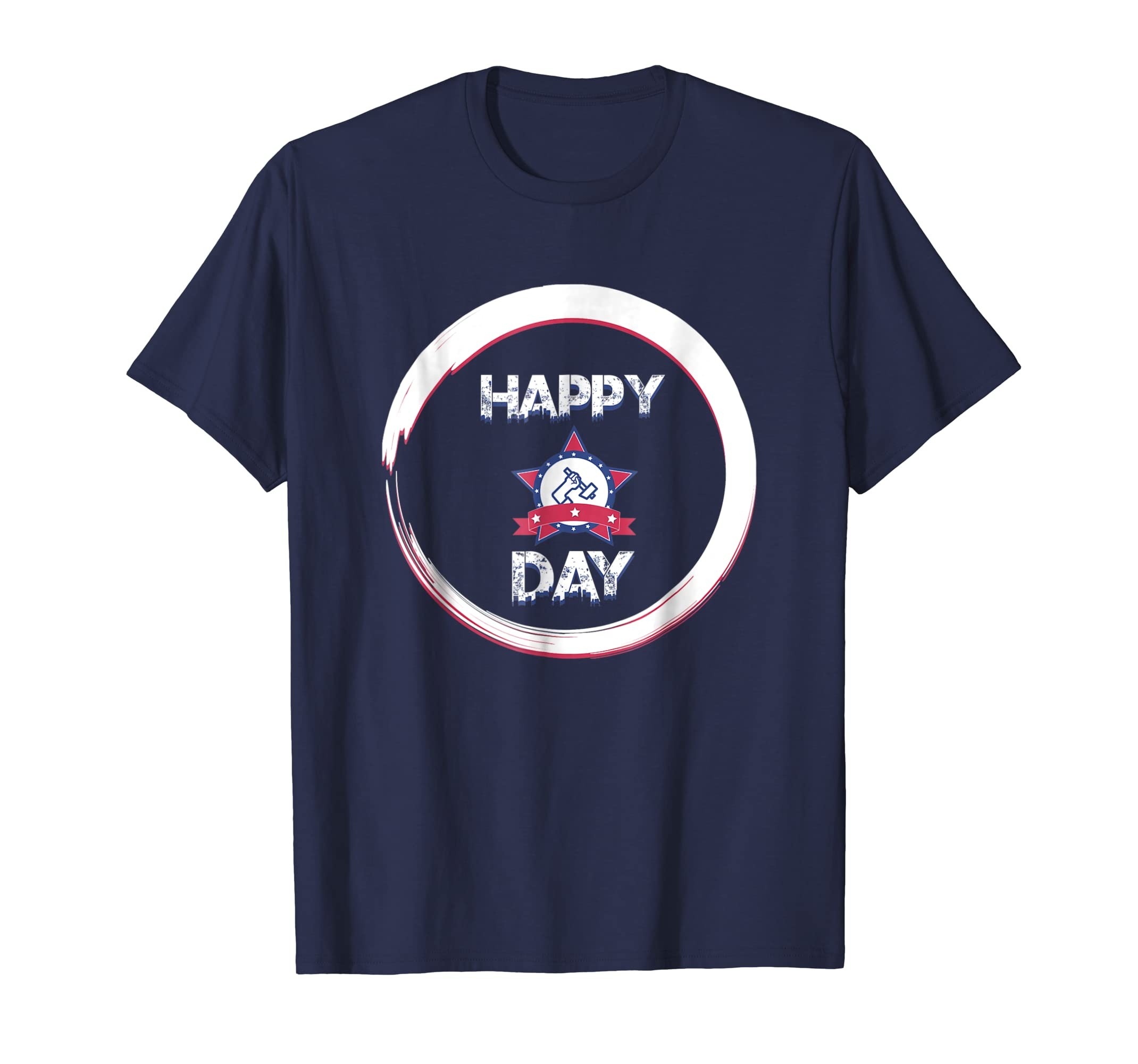 3th of September Labor Day T-shirt Happy Day Gift- TPT