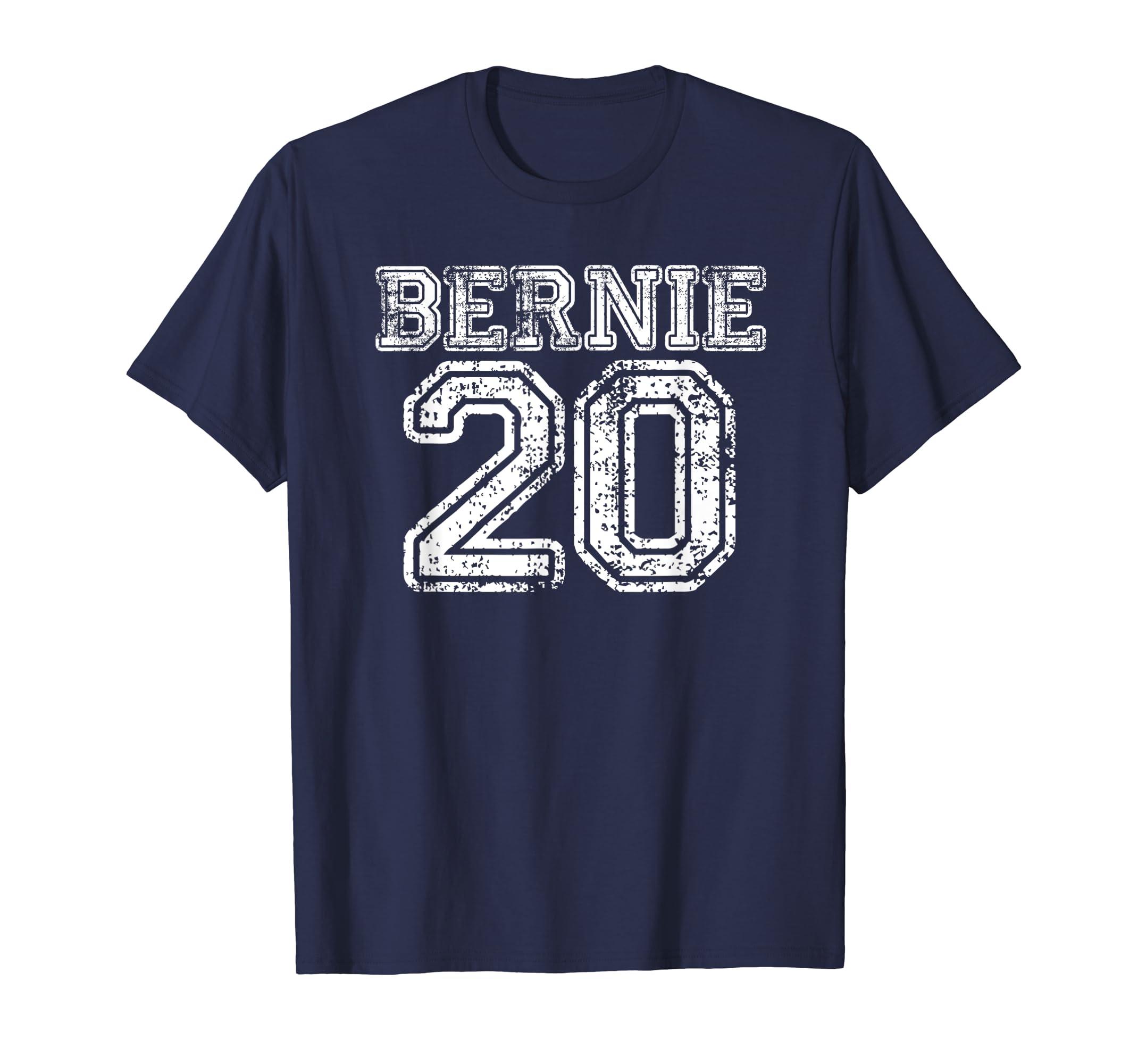 Bernie Sanders 2020 Sport Jersey Style T Shirt for President-ANZ
