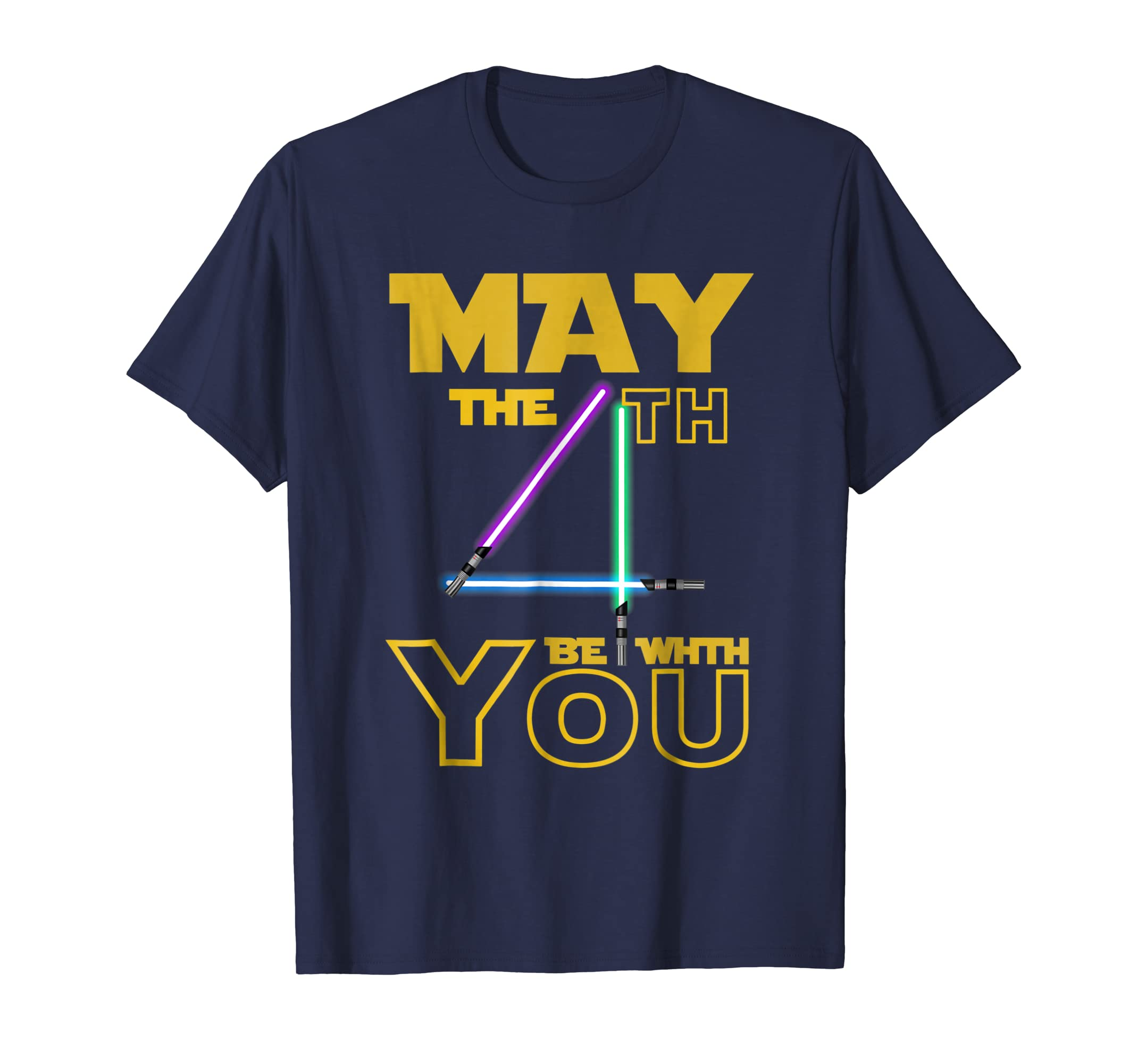 The 4th of May Be With You Shirts