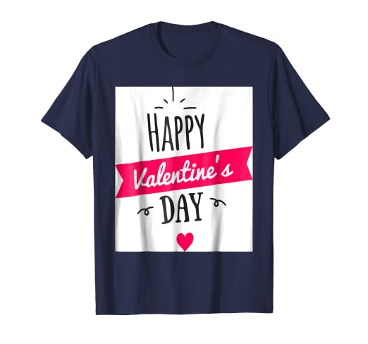 31ca59a8a Amazon.com: Happy Valentine's Day Shirt Valentine T-Shirt love: Clothing