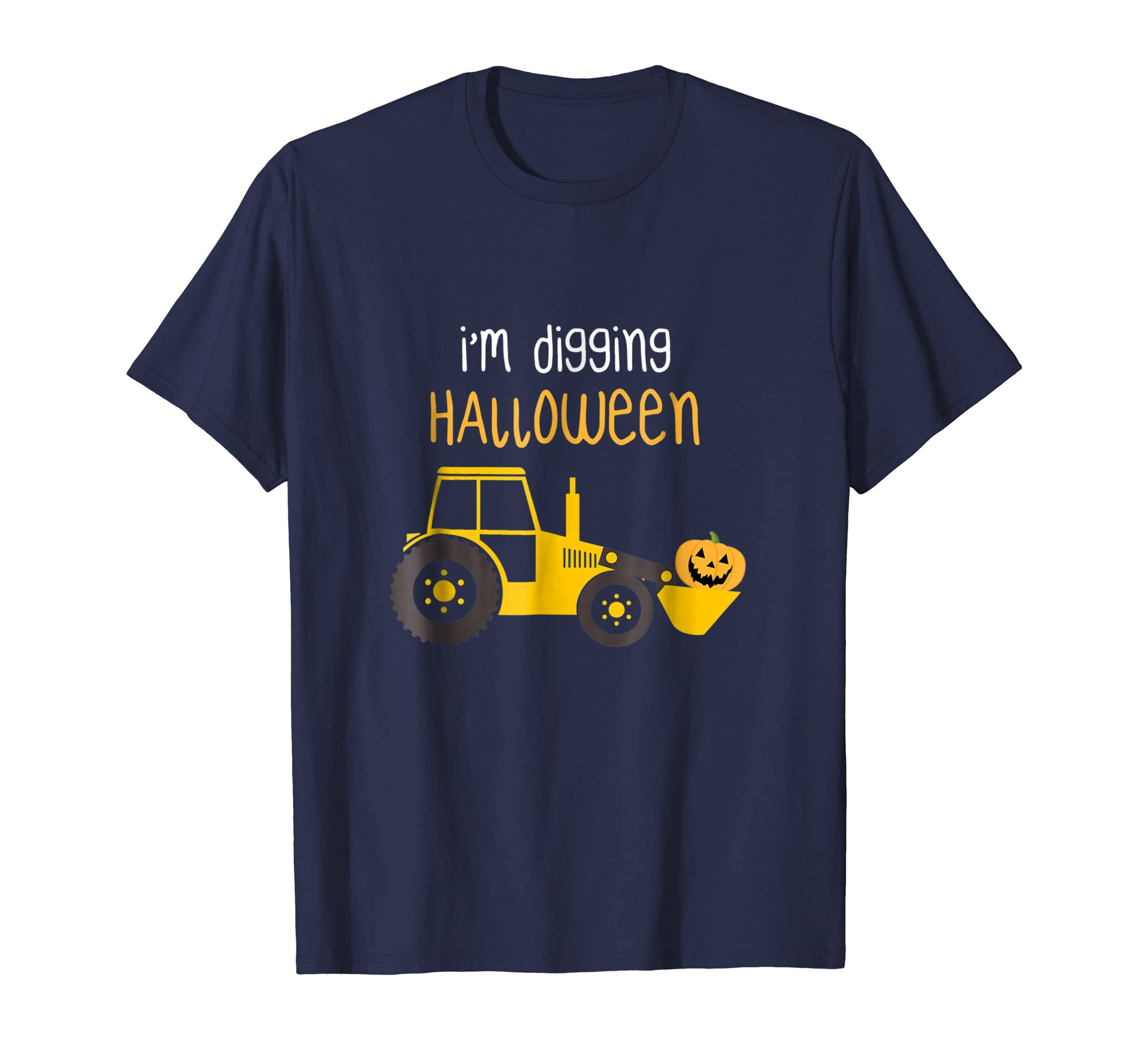 Adults Funny Halloween Costume-Halloween Tractor Digging-Rose