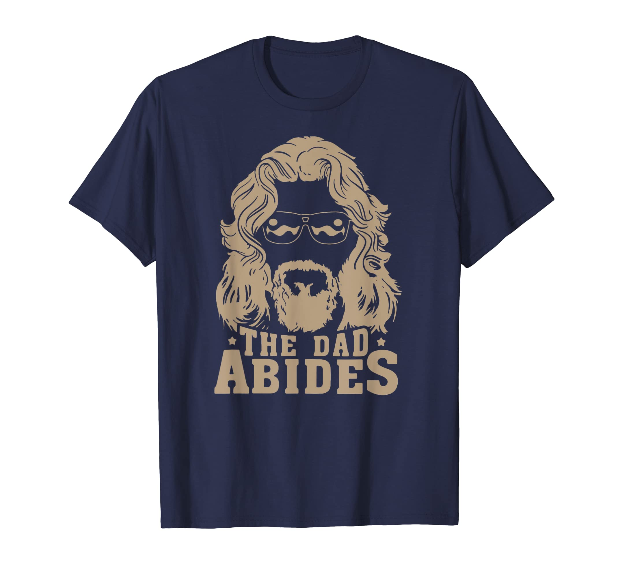 The dad abides t-shirt-ANZ