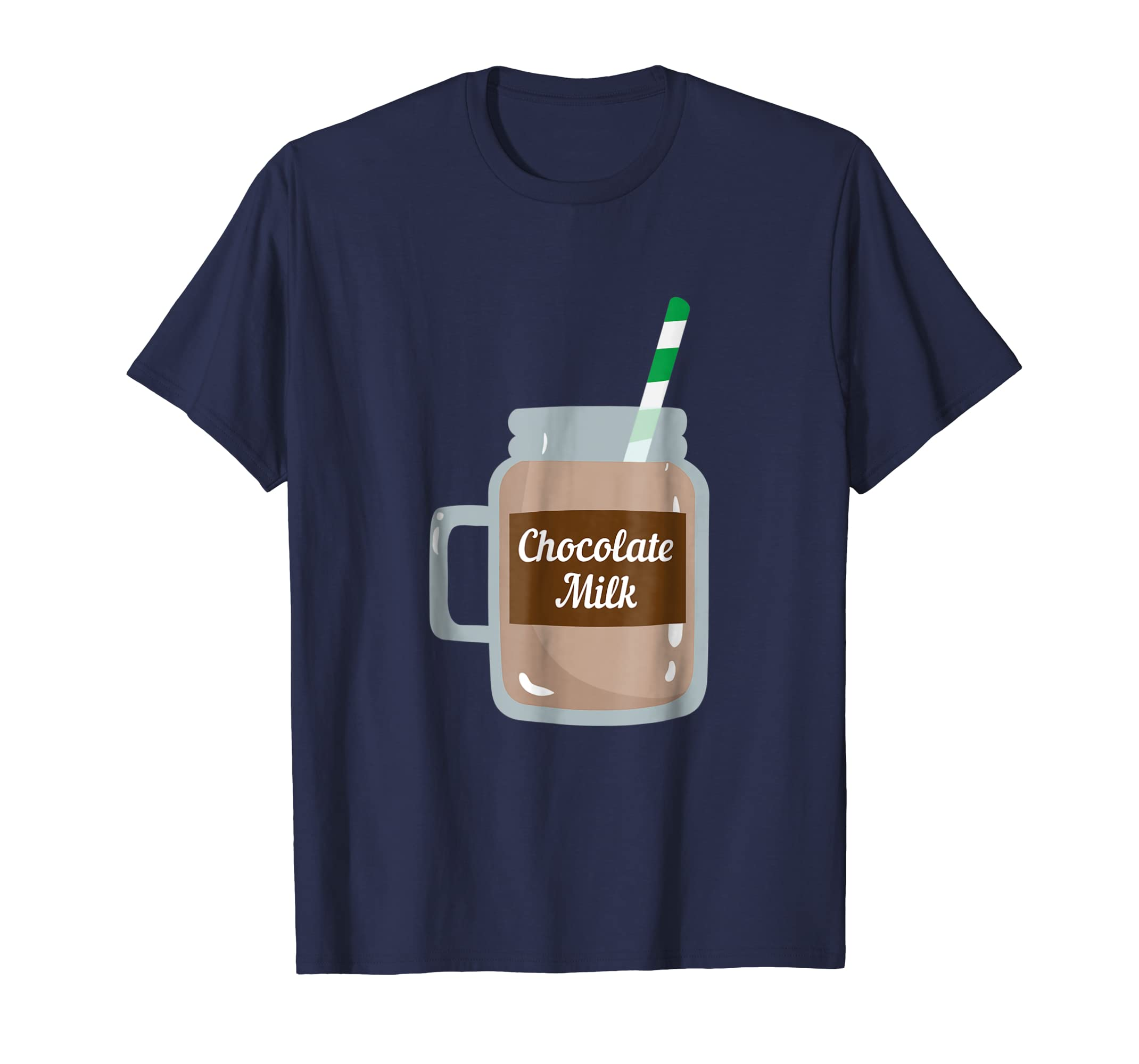 Chocolate Milk Cute Dairy Lovers Funny Gift T Shirt-ln