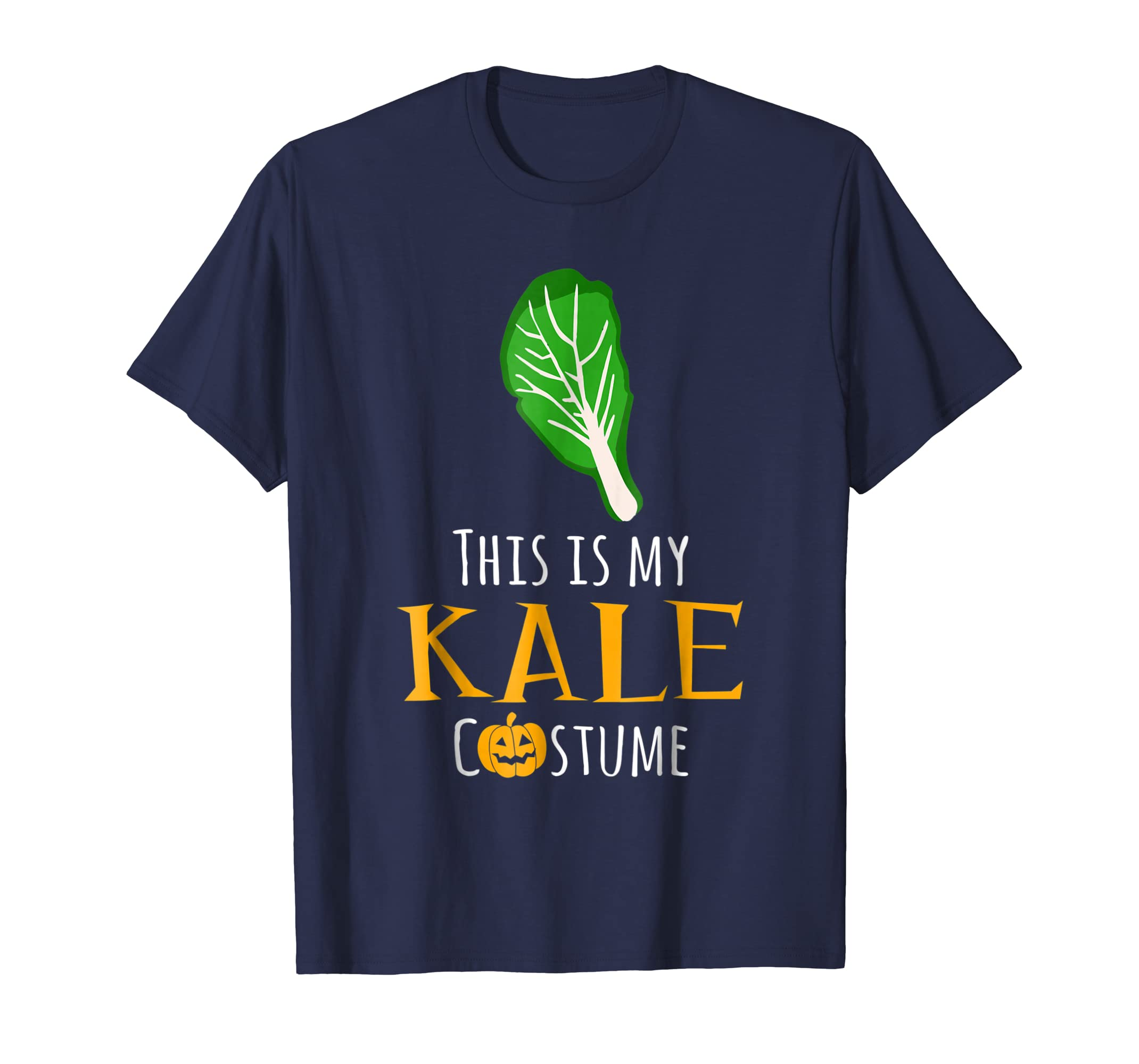 This is My Kale Costume Easy Family Halloween T Shirt