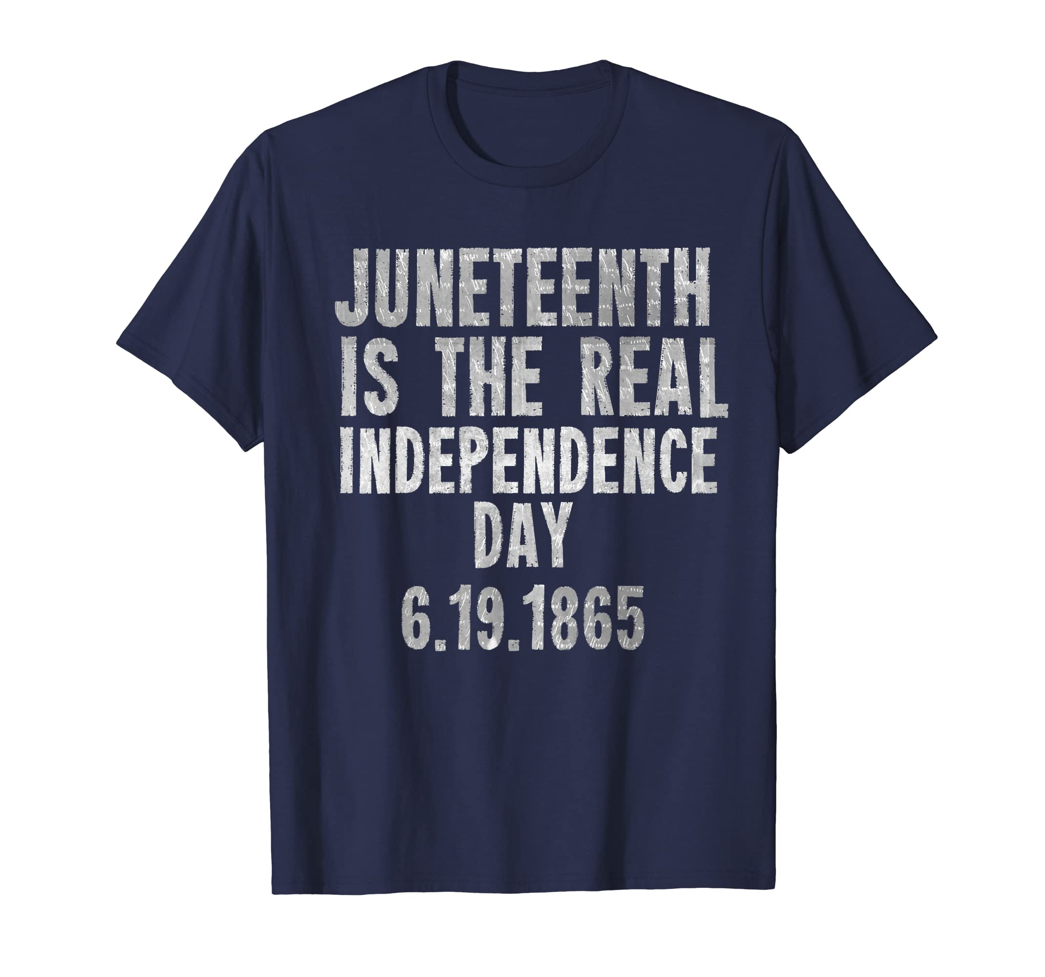 Black History TShirt Juneteenth Is the Real Independence Day-SFL
