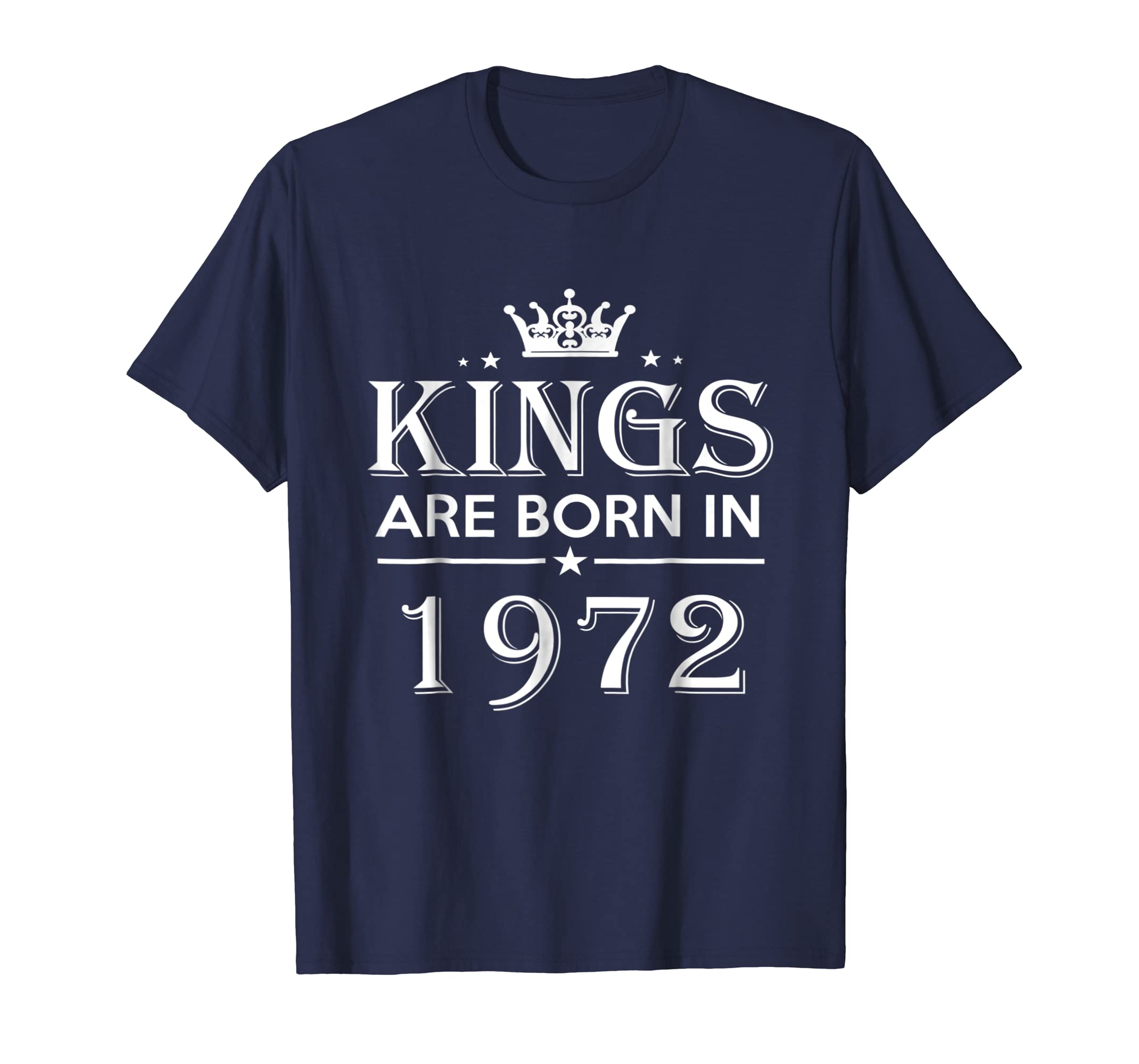 Amazon 45th Birthday Gifts Idea For Him Men 45 Years Old King Shirt Clothing