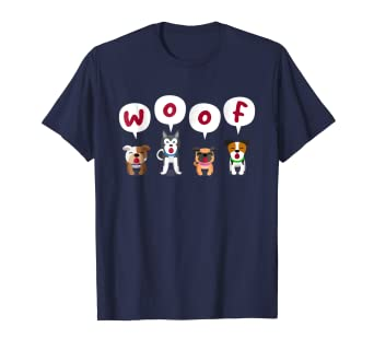 woof approved t shirt Gay