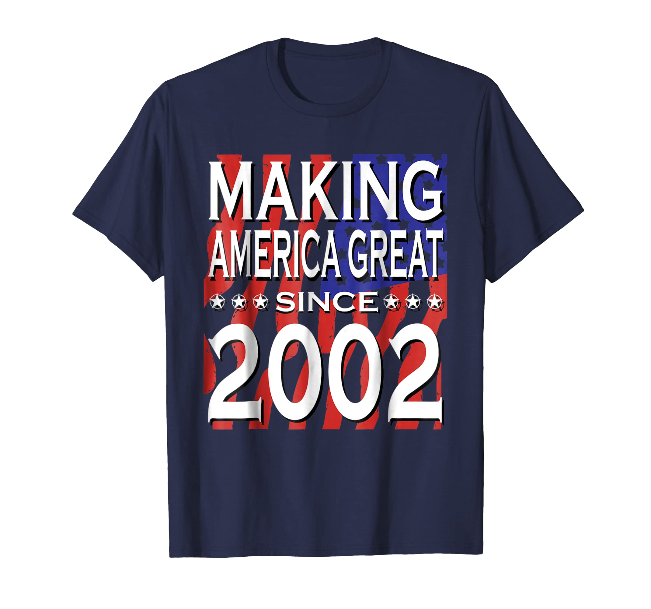 16th Birthday Vintage Made In 2002 Gift Ideas T Shirt Teechatpro