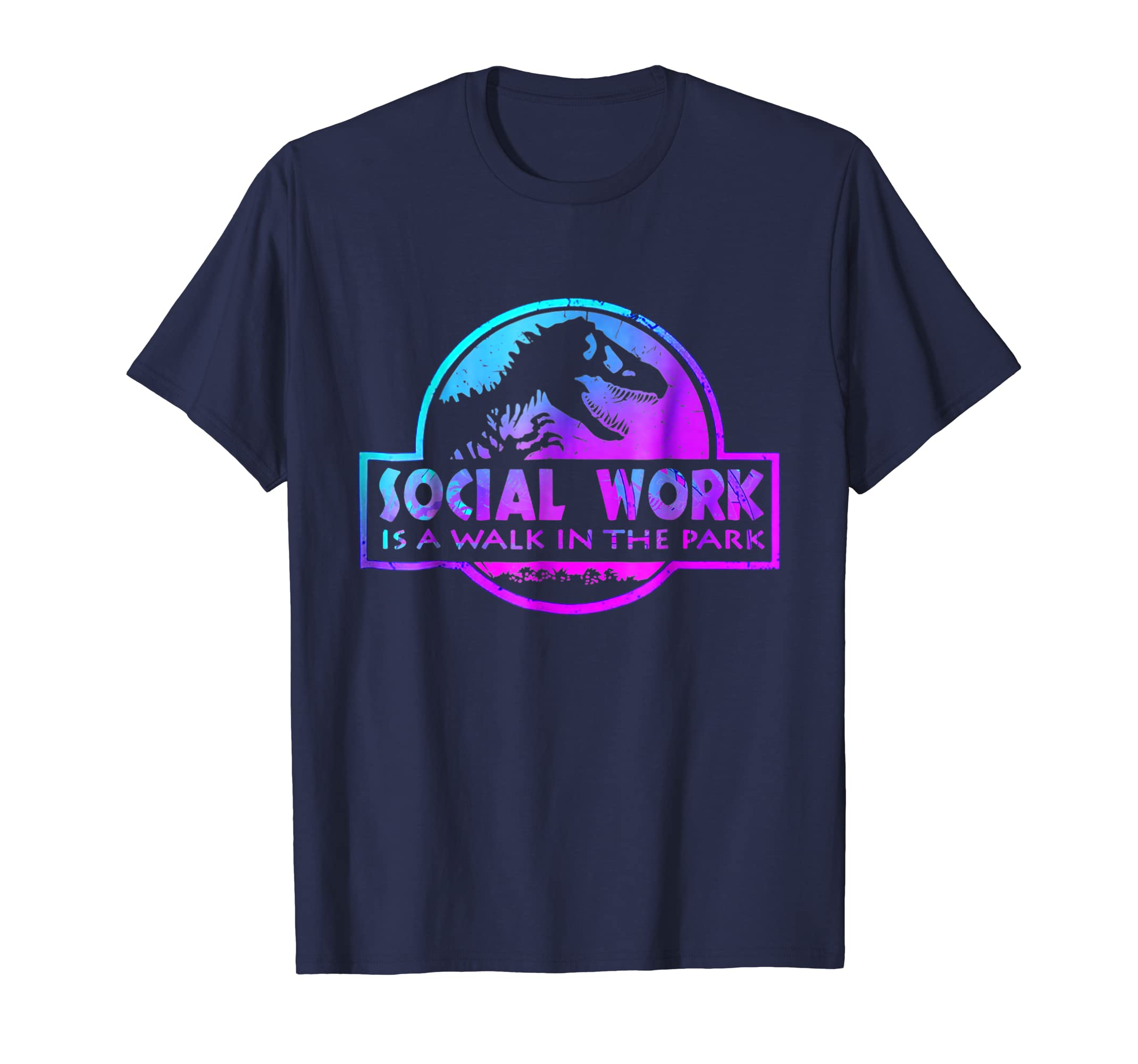 Social Work Is A Walk In The Park Shirt-azvn