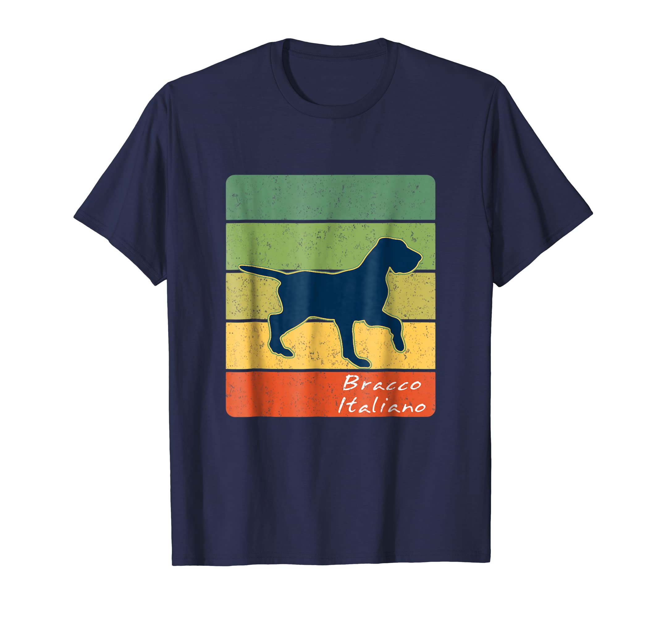 Vintage Bracco Italiano Funny Dog Owner Shirt-AZP