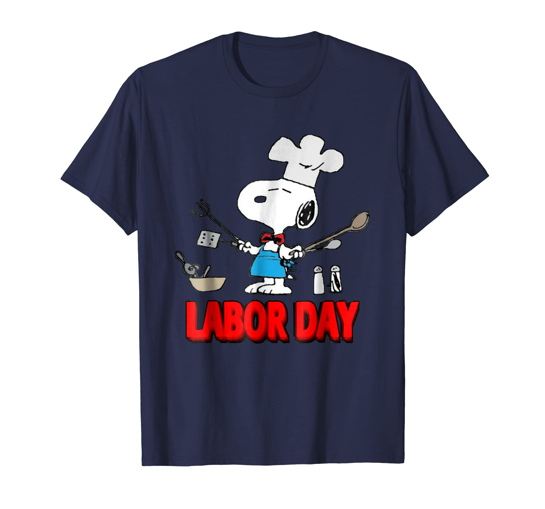 Funny Awesome USA Party Labor Day T-shirt-anz