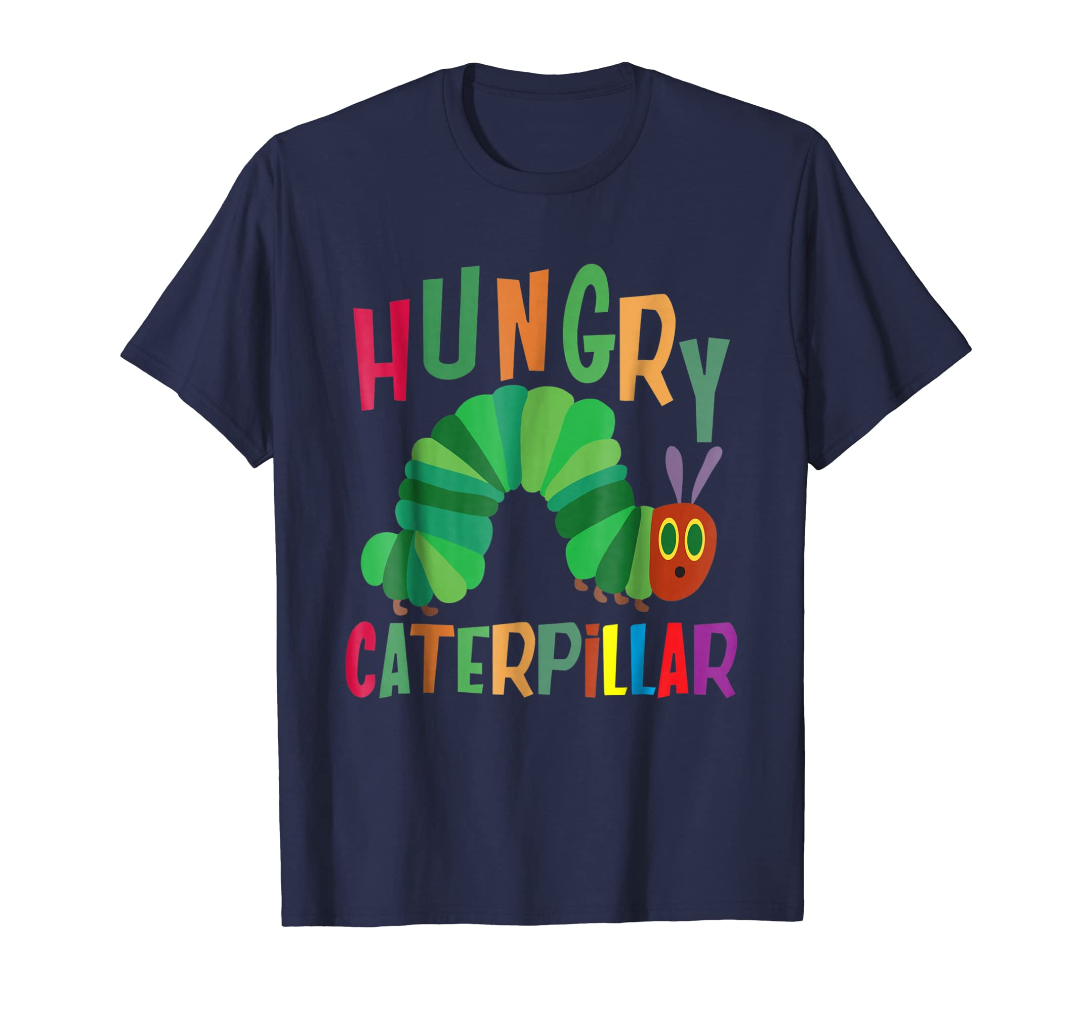 Cute Hungry Caterpillar Love Bugs Insects Gift Kids T-Shirt-ANZ