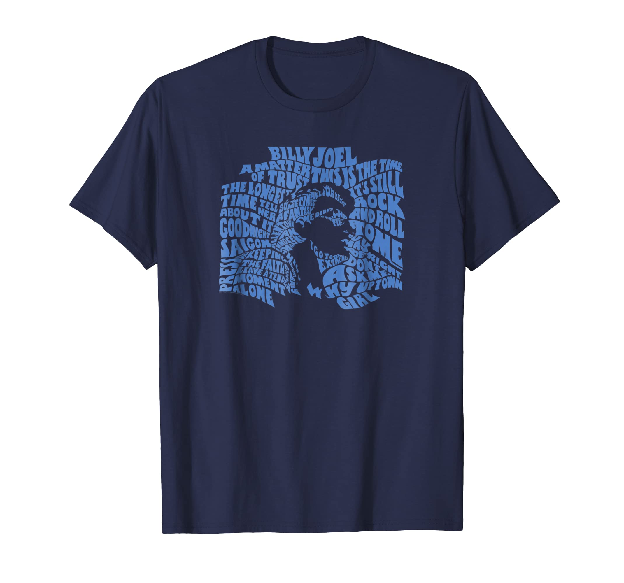 All The Songs T Shirt-azvn