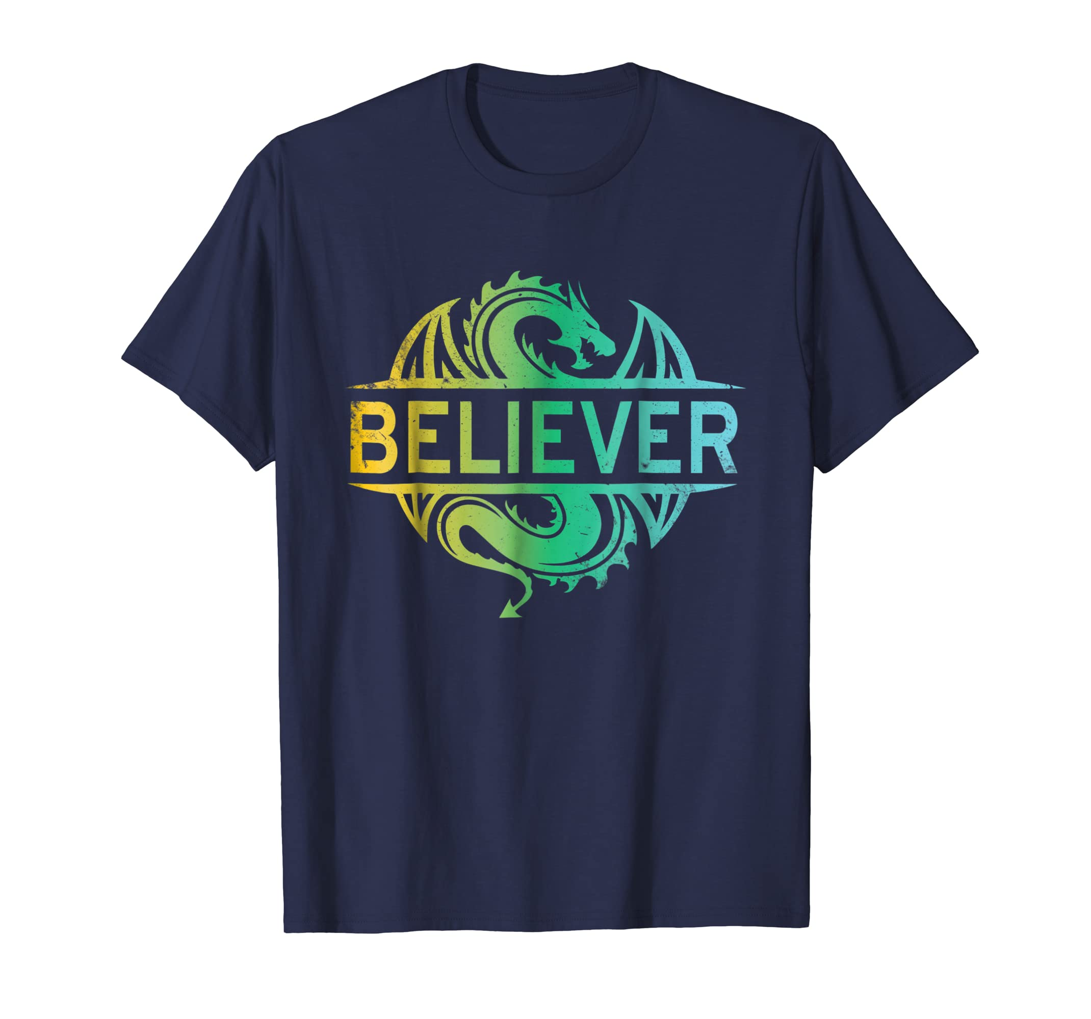 Original Dragon Believer T-Shirt - Gift Funny Trending Shirt-mt