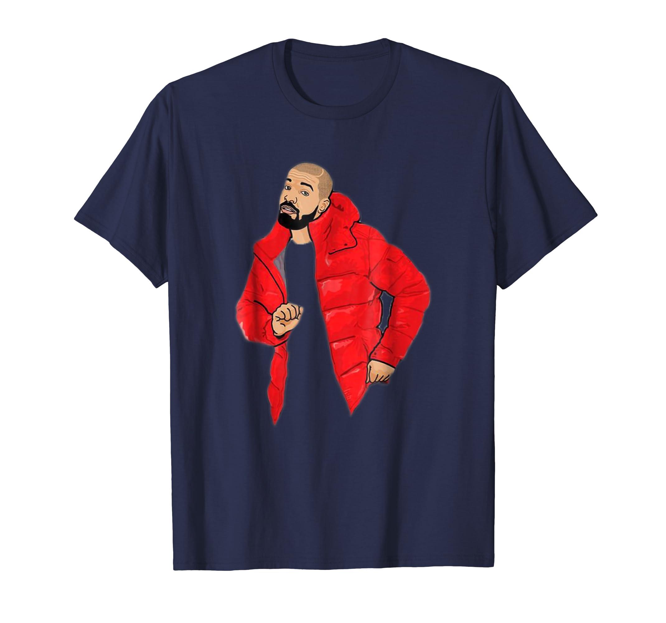 _Drake Art Rapper Tshirt-azvn