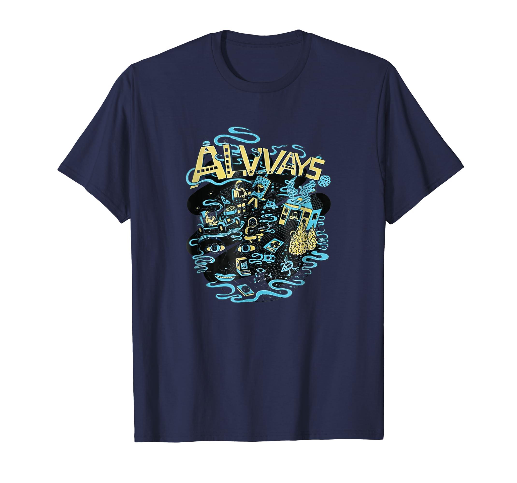 Alvvays shirt Best Ever T Shirt-azvn