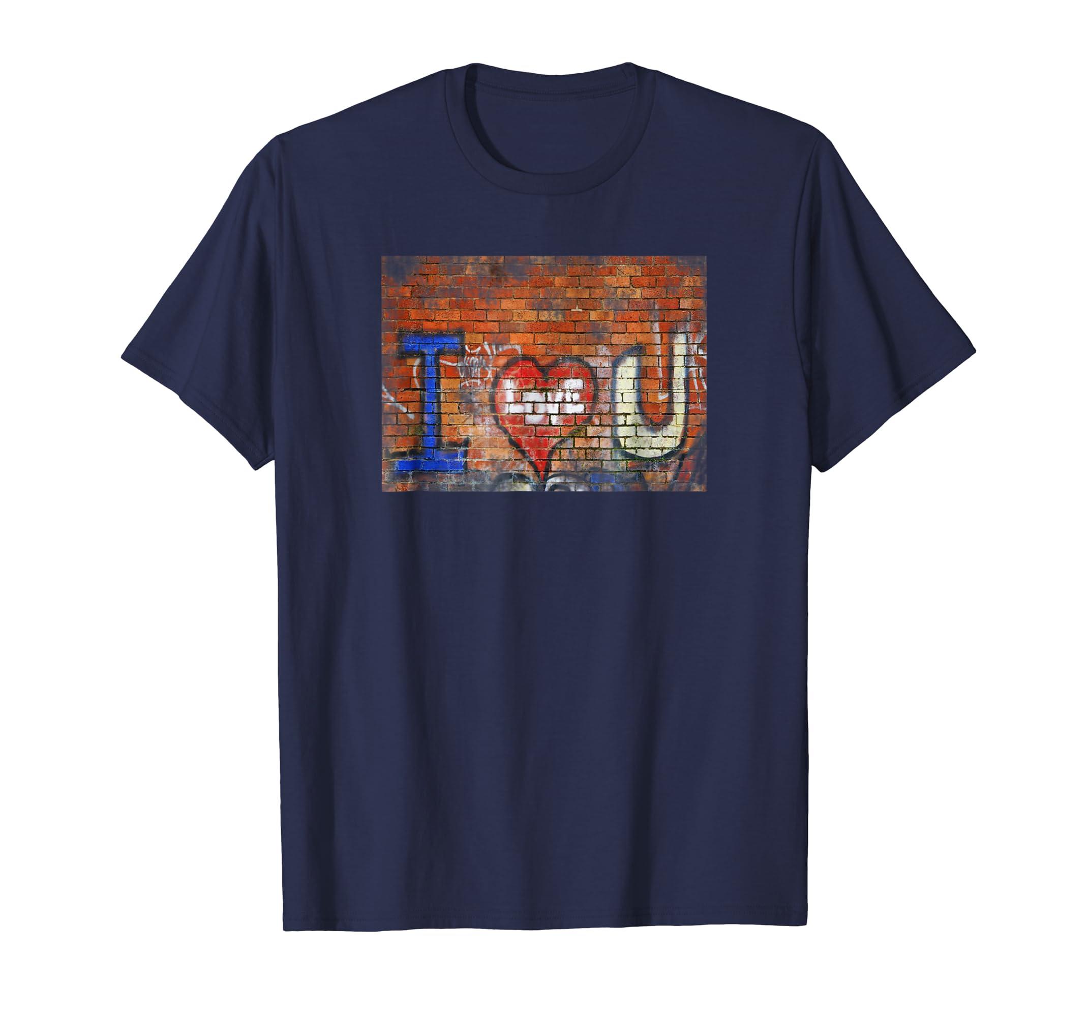 Graffiti Art T Shirt
