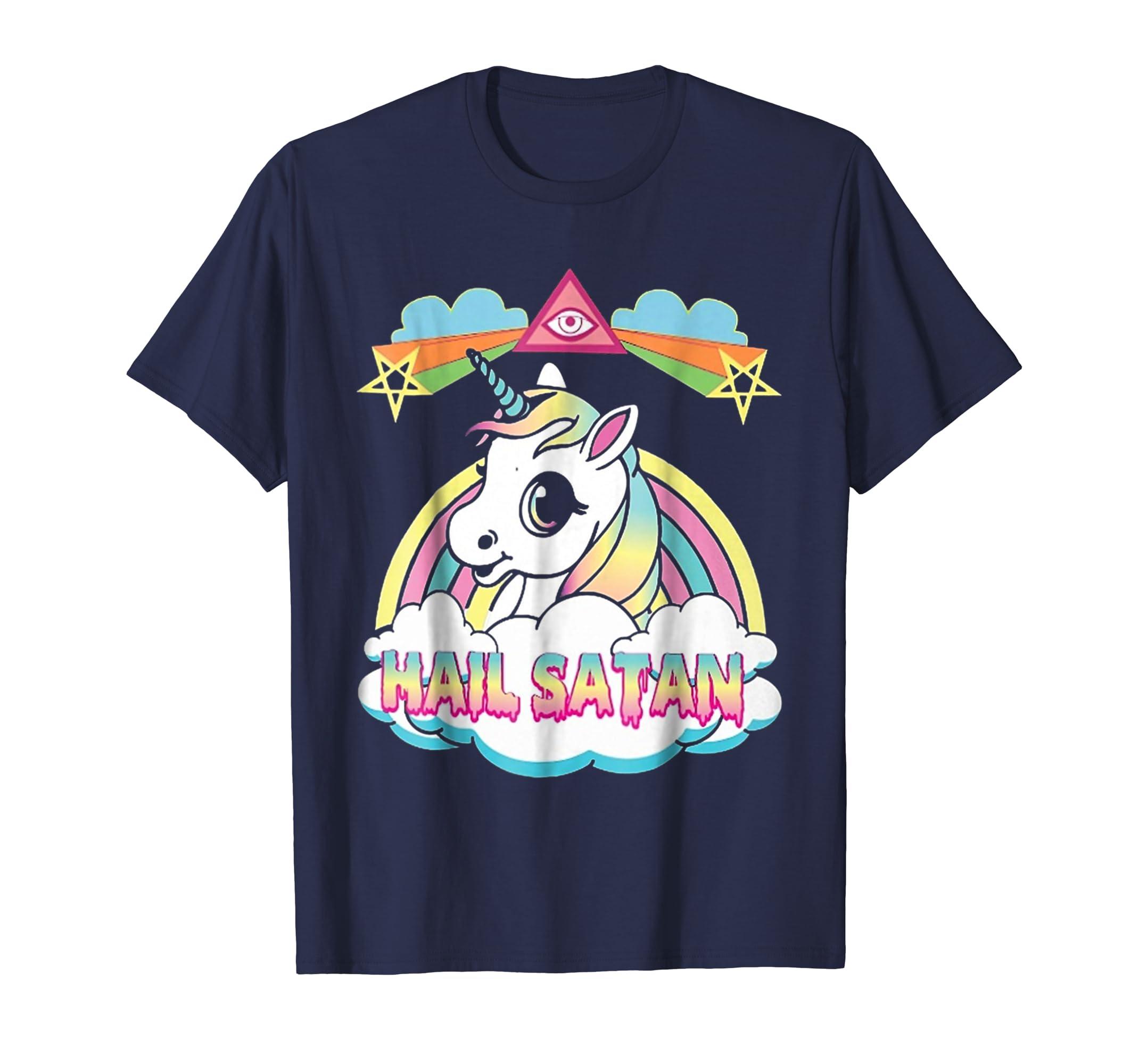 Hail Satan Shirt-SFL