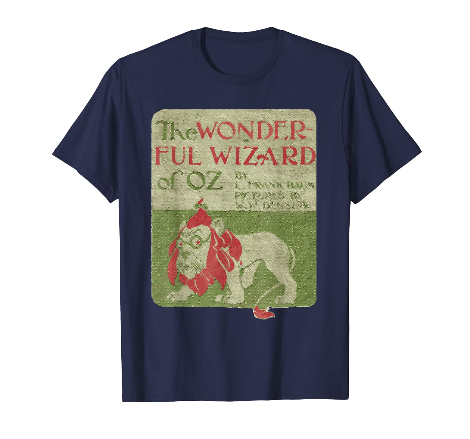 49783a3567967 The Wonderful Wizard Of Oz T-Shirt