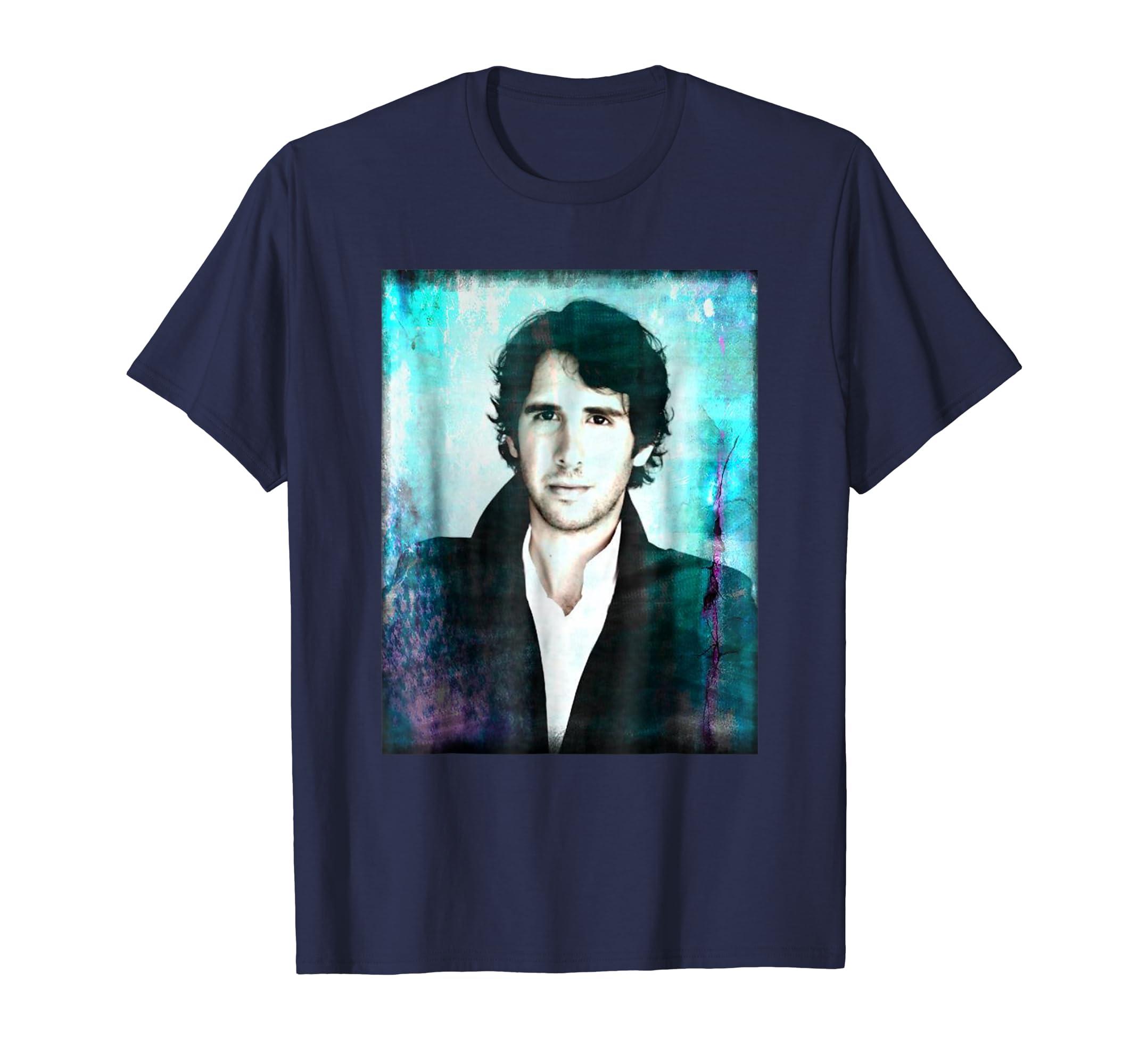 _+Josh Grobans Art Tshirt-azvn