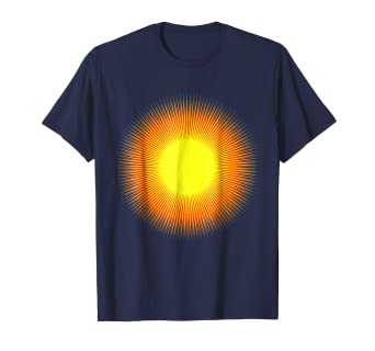 79cfe842d8da Image Unavailable. Image not available for. Color  Here Comes The Sun  Graphic T-Shirt