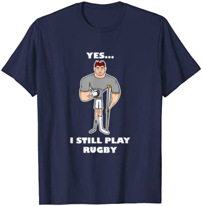 Rugby And Beer FB Rugby Tee Novelty Birthday Christmas Gift Mens T-Shirt
