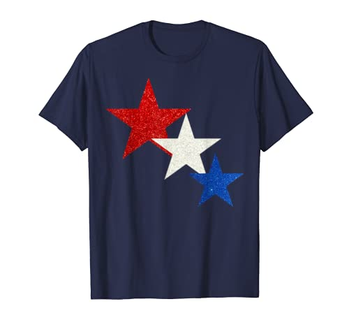 USA Flag Stars t-shirt for memorial day July 4th Patriotic