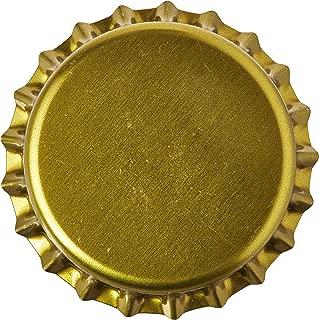 Best gold bottle cap Reviews