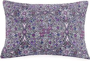 Vera Bradley Kaleidoscope Sham, Standard, Purple