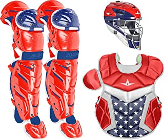 All-Star Inter System7 Axis USA Pro Catcher's Set