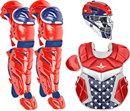 All-Star YTH SYSTEM7 AXIS USA PRO Catchers Set 17H