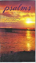 Psalms 2014-2015 2 Year Pocket Planner Calendar (Different Inspirational Psalm Verse for Every Month)
